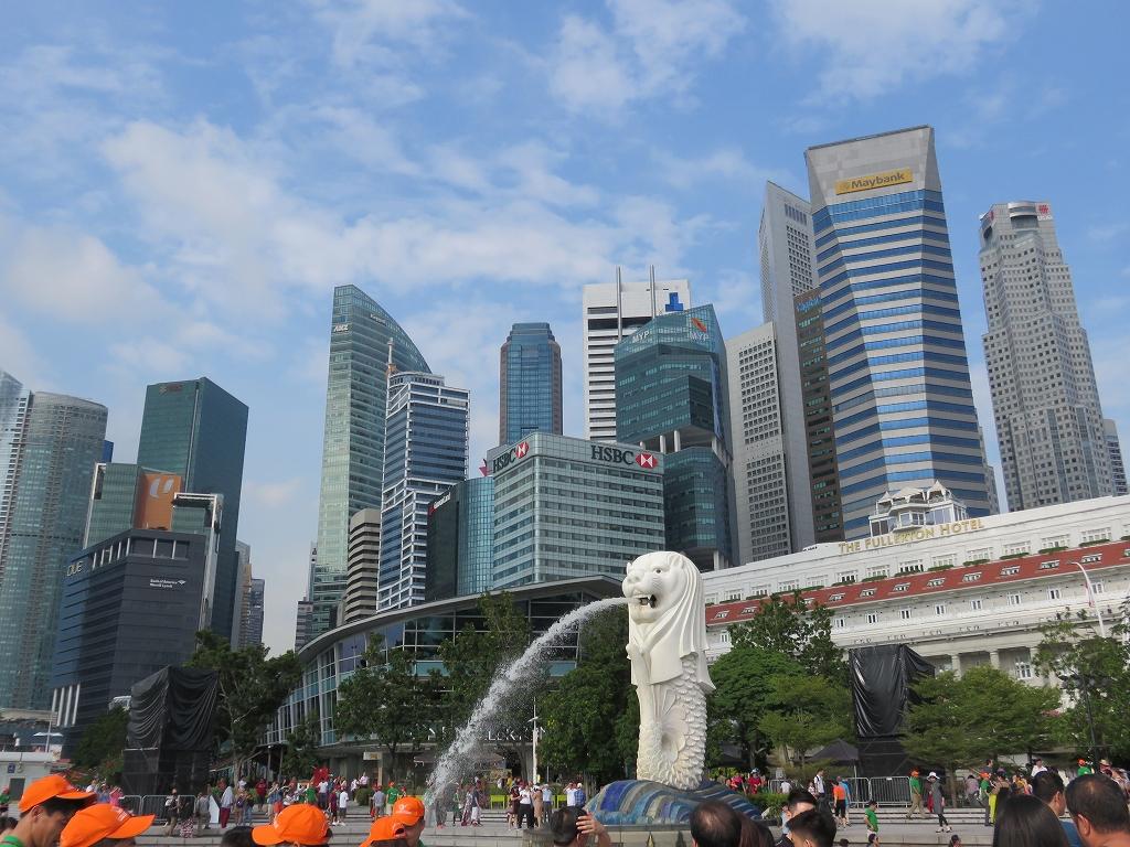 lionシンガポール