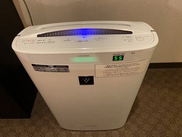 空気清浄加湿器